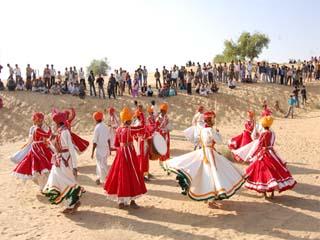 Mahabar Festival Barmer